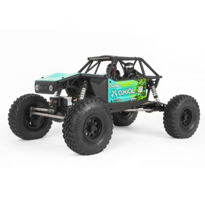 Axial Capra 1.9 Unlimited Trail 4WD Buggy RTR - Groen