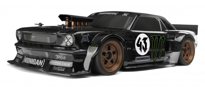 HPI RS4 Sport 3 RTR - Ford Mustang 1965 Hoonicorn