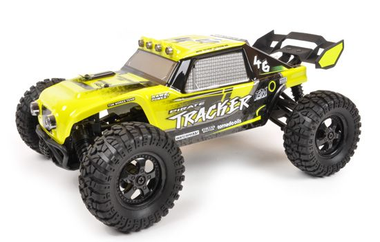T2M Pirate Tracker Electro Truck RTR