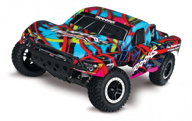 Traxxas Slash 2WD VXL Brushless Short Course RTR - Hawaii