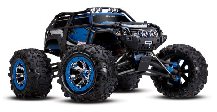Traxxas Summit Electro Monster Truck RTR