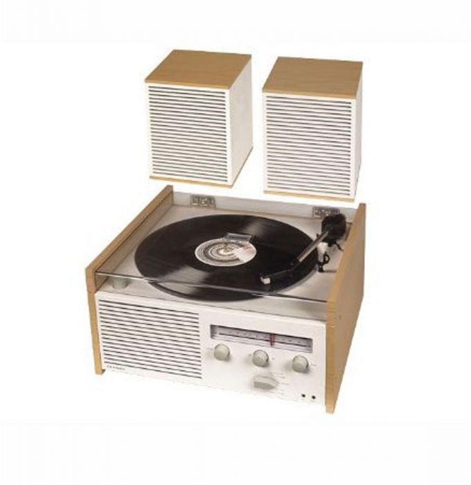 Crosley Switch II Entertainment System - Naturel