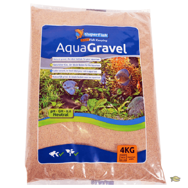 Superfish aqua grind river zand 4 kg