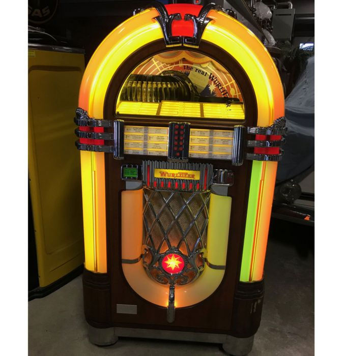 Wurlitzer 1015 One More Time Jukebox (OMT) Vinyl