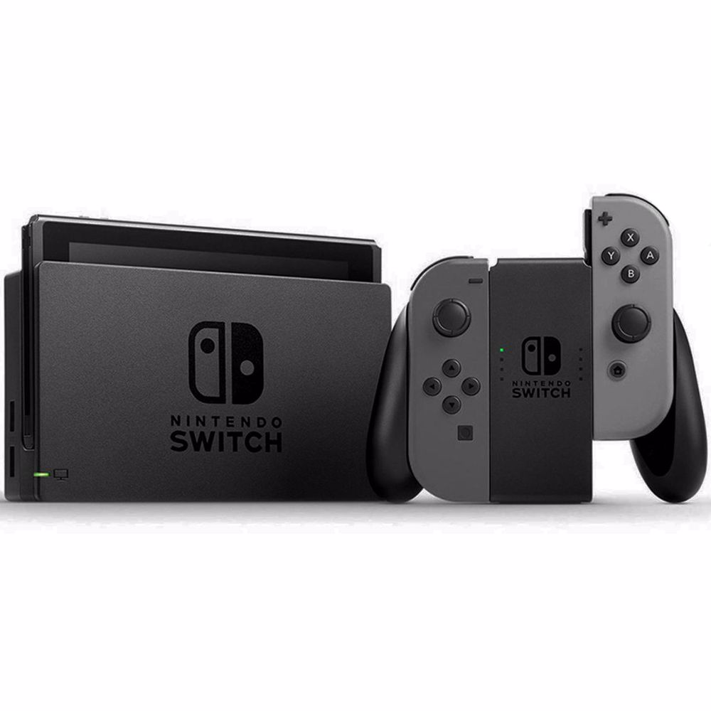 Nintendo Switch (Grijs)