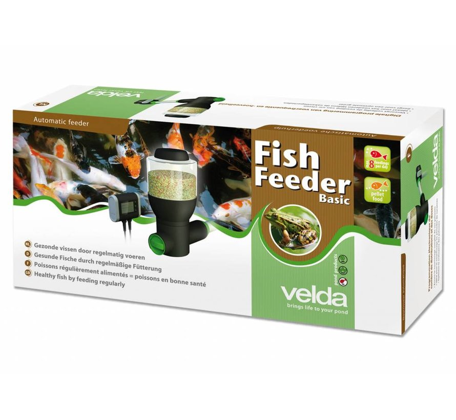 Velda Fish Feeder Voerautomaat Basic