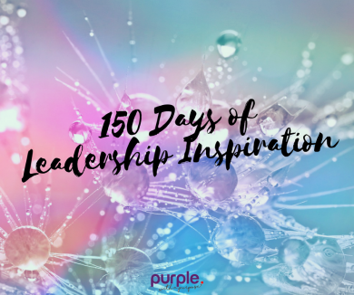 150 days of leadership inspiration
